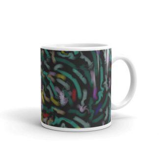 Firework Frenzy mug