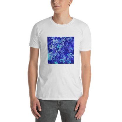 Blue Daydream Short-Sleeve Unisex T-Shirt