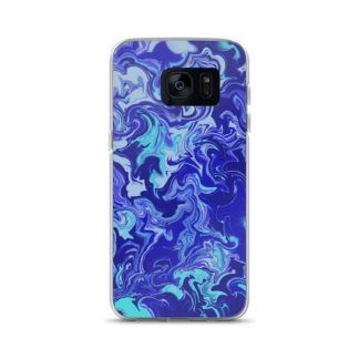 Blue Daydream Samsung case