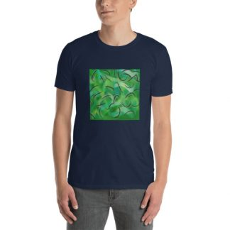 Envy Me Green Short-Sleeve Unisex T-Shirt