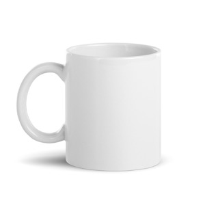 Create Your Own Custom Glossy Mug