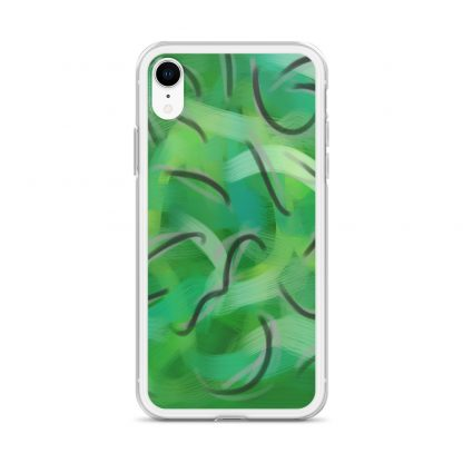 envy me green iPhone case